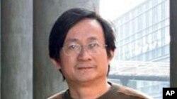 中国诗人、著名作家力虹(资料照)