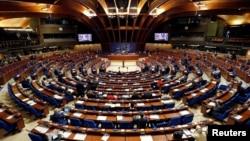Заседание Парламентской ассамблеи Совета Европы (архивное фото)