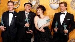 جایزه اول اتحادیه بازیگران سینما SAG به فیلم «نطق پادشاه» رسید