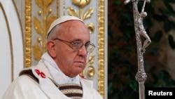 Paus Fransiskus I akan mereformasi biarawati AS yang dituding feminis radikal karena bersikap lunak terhadap pengaturan kelahiran dan homoseksualitas.(Foto: Dok)