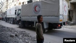 Istočna Guta, Damask