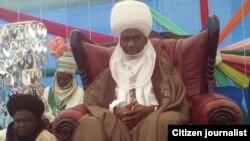 Mai Martaba Sarkin Gombe Alhaji Abubakar Shehu
