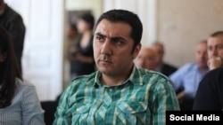 Jurnalist Seymur Kazımov
