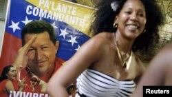 """La sombra de Chávez en Venezuela va a ser difícil de superar en una eventual transición, por lo que la oposición debe buscar """"ser interesante""""."""