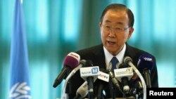 Sekjen PBB Ban Ki-moon (Foto:dok/REUTERS/Faisal Al Nasser)