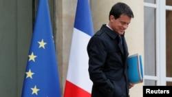 مانوئل والس نخست وزیر فرانسه
