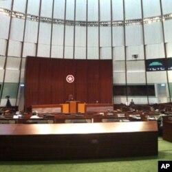 香港立法會立法會議事廳