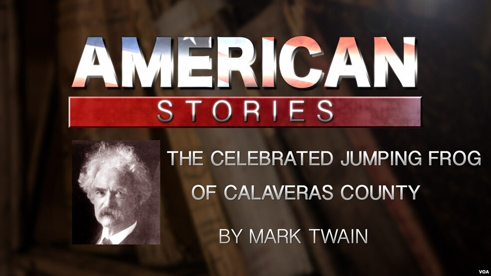 The Celebrated Jumping Frog of Calaveras County Summary