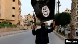 Militante islamita (arquivo)