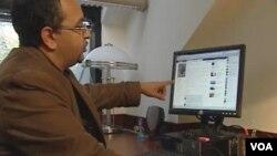 Reporters Without Borders mengatakan, gerakan Kebangkitan Arab (Arab Spring) mengubah wajah kebebasan Internet (foto: ilustrasi).