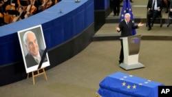 Komemoracija u Evropskom parlamentu