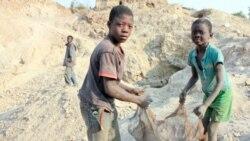 Trabalho infantil em empresas pesqueiras do Namibe -2:00