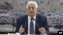 محمود عباس، رئیس ادارۀ فلسطینیان