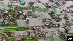 """Cidade vive uma """"autêntica catásrofe"""""""