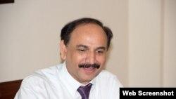 پروفیسر ڈاکٹر مسعود صادق