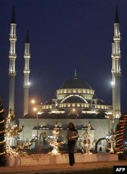 Grozniydagi katta masjid