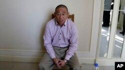 북한에 억류된 한국계 미국인 케네스 배 씨가 지난 1일 평양을 방문한 미국 언론과 인터뷰했다. 배 씨는 자신의 석방을 위한 미국 정부의 노력을 촉구했다.