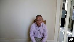 Ông Bae, đang thọ án 15 năm tù khổ sai, nói rằng sức khỏe ông rất suy sụp.