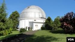 Observatorium Bosscha di Lembang, Kabupaten Bandung Barat (foto: VOA/R. Teja Wulan).