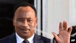 Mahamadou Issoufou, le président du Niger