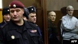 ხოდორკოვსკის 14 წლით თავისუფლების აღკვეთა მიუსაჯეს