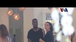 Kim Kadarshian-Kanye West dan Justin Bieber - VOA Pop News