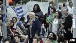 Yunanistan'da Göstericilerle Polisler Çatıştı
