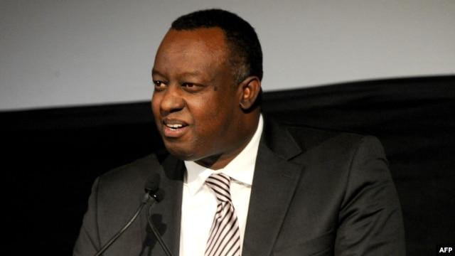 FILE - Rwandan Ambassador Eugene Gasana