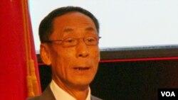 秦曉 博源基金會理事長(美國之音宋德成)