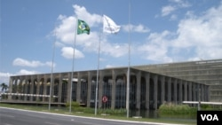 Se han anunciado manifestaciones frente al Palacio de Itamaraty en Brasília por la visita de Ahmadinejad.