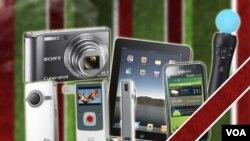 Los gadgets son un regalo muy popular y siempre son de utilidad.