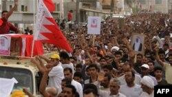 Протест опозиції у Бахрейні