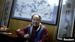 Nhà văn Mạc Ngôn được coi là một trong các tác giả đương đại hàng đầu của Trung Quốc