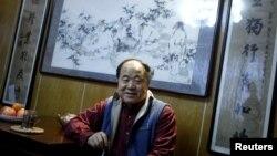 ادب کا نوبیل انعام حاصل کرنے والے چینی مصنف مویان