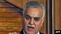 Phó Tổng thống Tariq al-Hashemi đang bị chính quyền ra lệnh bắt.