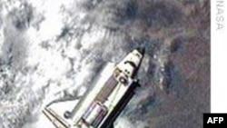فضاپيمای ديسکاوری آمريکا در کنار ايستگاه فضايی بين المللی پهلو گرفت
