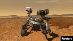 Марсохід НАСА Perseverance