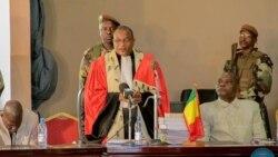 Liberté provisoire au général Amadou Haya Sanogo