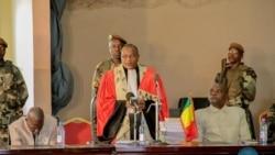 Mali Nɔminɛli Kela Arizo Maiga ko ka Amadu Haya Sanogo ni a Nɔfɛ Mɔgow Tow Ka Kiri Teliya