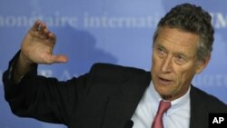 Kinh tế gia trưởng của Quỹ Tiền tệ Quốc tế IMF Olivier Blanchard.