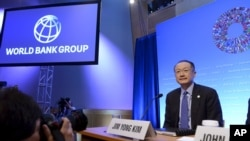 El presidente del Banco Mundial, Jim Yong Kim, participará en reunión anual de primavera de la organización que preside y el Fondo Monetario Internacional a realizarse este fin de semana en Washington, D.C.