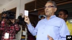 Antigo presidente do Timor-Leste, José Ramos Horta vai substituir Joseph Mutaboba, cujo mandato termina este mês (Arquivo)