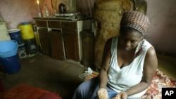 Rural Zimbabwean Woman