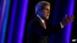 Госсекретарь США Джон Керри. Иордания. 26 мая 2013 г.