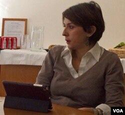 Natalia Antelava, jurnalist