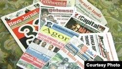 Jornais angolanos