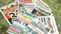 Jornalistas debatem profissão em Angola - 2:56