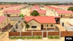 Casas do grupo Tamar (Foto do grupo Tamar)