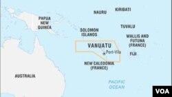 太平洋島國瓦努阿圖