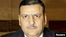 Cựu bộ trưởng nông nghiệp Syria Riad Farid Hijab